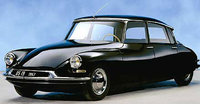 1967 Citroen DS Overview