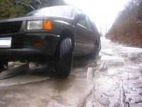 1995 Isuzu Rodeo 4 Dr S V6 SUV picture, exterior