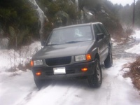 1995 Isuzu Rodeo 4 Dr S V6 SUV picture