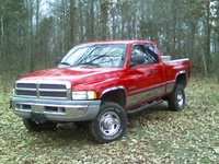 1998 Dodge Ram Pickup 2500 Overview