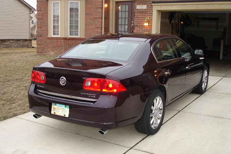 2008 Buick Lucerne CXS - Pictures - 2008 Buick Lucerne CXS picture ...