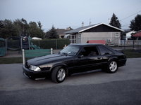 Picture of 1988 Ford Mustang GT Hatchback RWD, exterior, gallery_worthy
