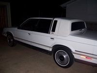 1992 Chrysler New Yorker Overview
