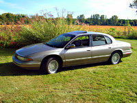 Picture of 1995 Chrysler LHS 4 Dr STD Sedan, exterior