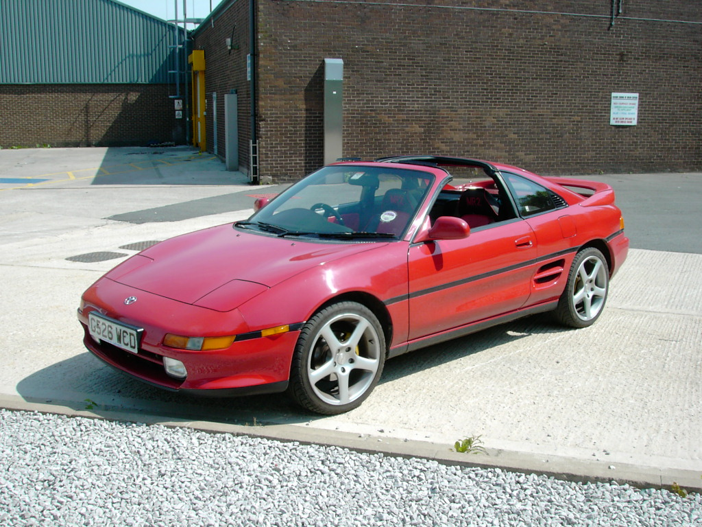 Picture of 1991 Toyota MR2 T-bar, exterior