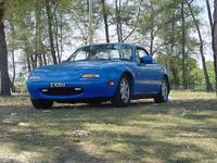 1992 Mazda MX-5 Miata Base, 1992 Mazda MX-5 Miata 2 Dr STD Convertible picture, exterior