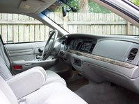 Picture of 1999 Ford Crown Victoria 4 Dr LX Sedan, interior