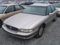 1997 Buick LeSabre Overview