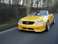 Picture of 2003 Mercedes-Benz SL-Class SL 500, exterior, gallery_worthy