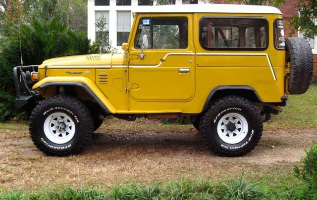 Picture of 1981 Toyota Land Cruiser, exterior, gallery_worthy