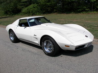 1974 Chevrolet Corvette Convertible picture, exterior