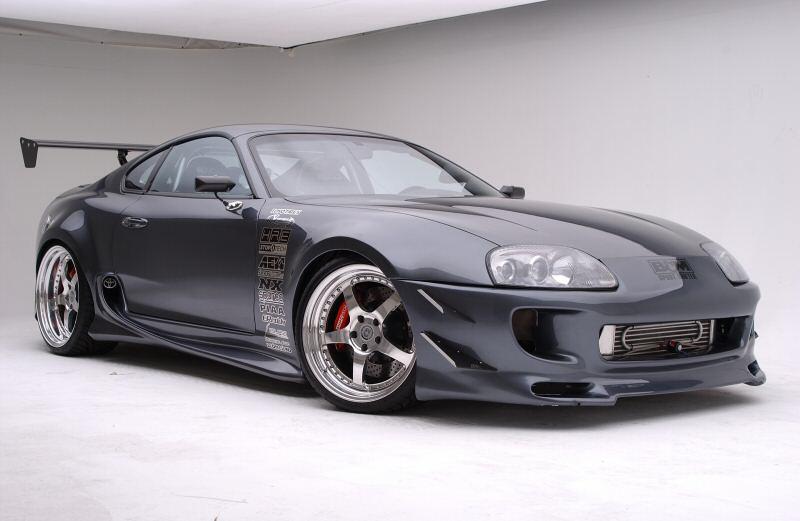 1998 Rav4 Custom >> 1998 Toyota Supra - Exterior Pictures - CarGurus