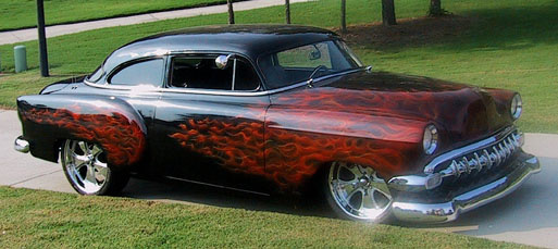Picture of 1954 Chevrolet Bel Air, exterior, gallery_worthy