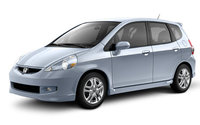 Picture of 2008 Honda Fit Sport AT, exterior