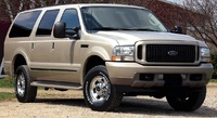 2004 Ford Excursion Overview