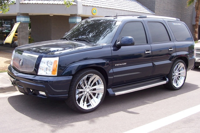 Picture of 2005 Cadillac Escalade
