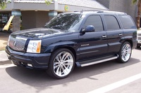 2005 Cadillac Escalade Overview