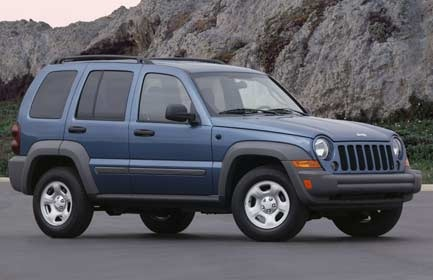 Picture of 2005 Jeep Liberty, exterior, gallery_worthy