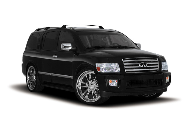 Picture of 2005 Infiniti QX56
