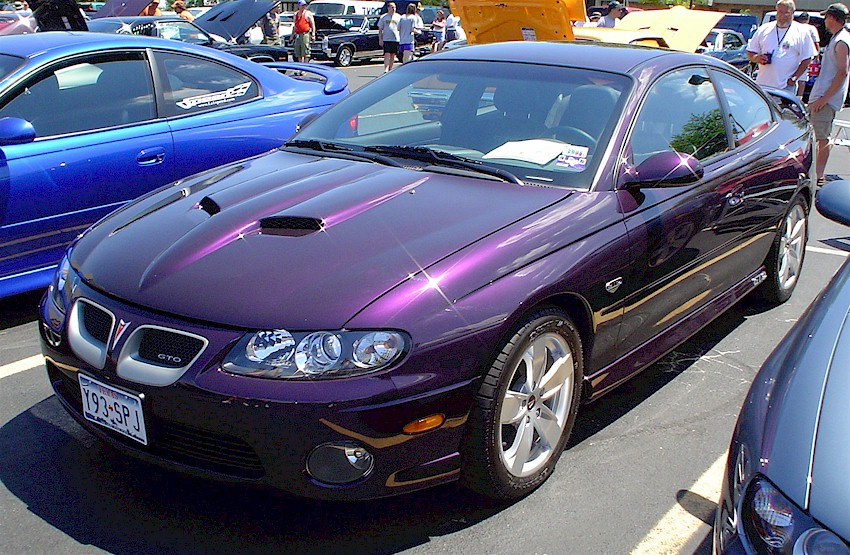 2004 cosmos purple pontiac gto images carnutts info. Black Bedroom Furniture Sets. Home Design Ideas