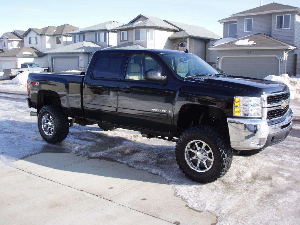picture of 2007 chevrolet silverado 2500hd ltz crew cab lb 4wd. Cars Review. Best American Auto & Cars Review