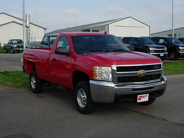 Picture of 2008 Chevrolet Silverado 2500HD, exterior, gallery_worthy