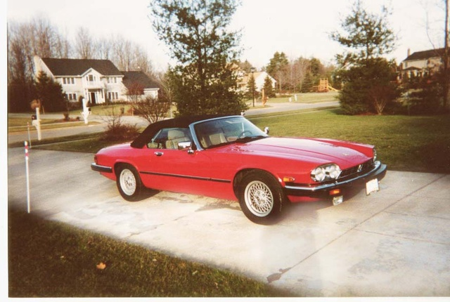 Picture of 1991 Jaguar XJ-S, exterior, gallery_worthy