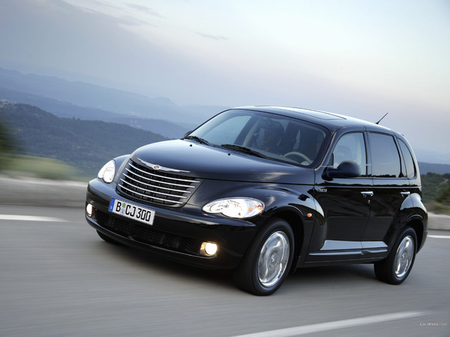 Picture of 2005 Chrysler PT Cruiser Base, exterior, gallery_worthy