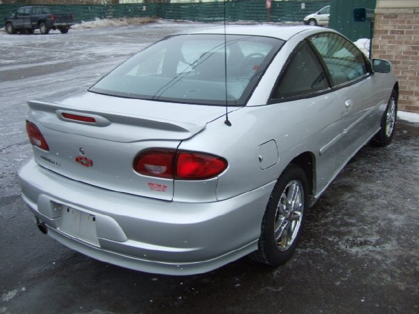 picture of 2002 chevrolet cavalier ls sport exterior. Cars Review. Best American Auto & Cars Review