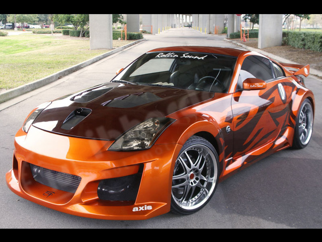 Picture of 2007 Nissan 350Z Enthusiast Roadster, exterior, gallery_worthy