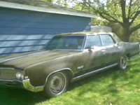 Picture of 1969 Oldsmobile Ninety-Eight, exterior