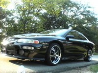 1998 Chrysler Sebring 2 Dr LXi Coupe picture, exterior