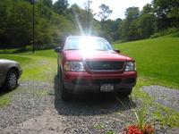 2002 Ford Explorer XLT picture, exterior