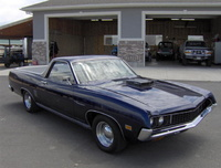 1970 Ford Ranchero picture, exterior