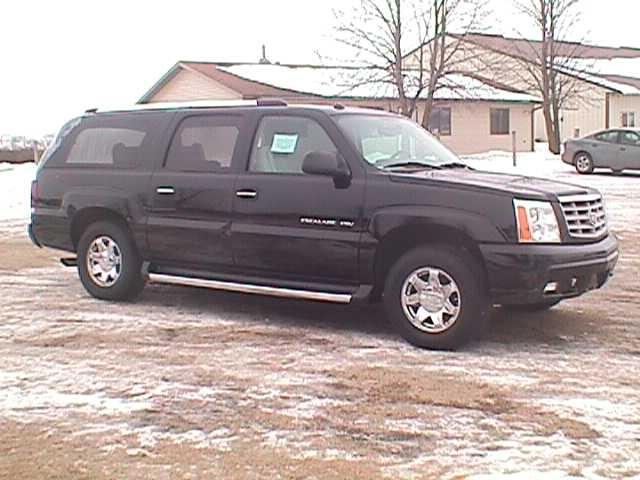 Picture of 2004 Cadillac Escalade ESV Platinum Edition