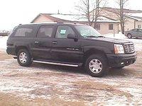 Picture of 2004 Cadillac Escalade ESV Platinum Edition, exterior