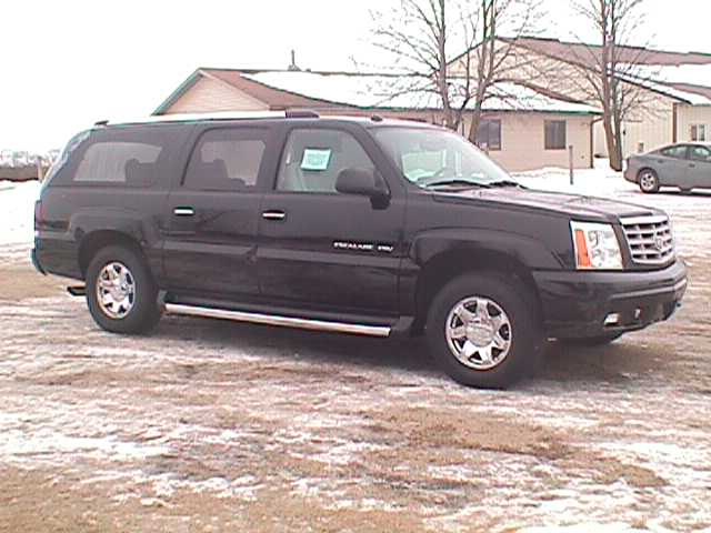 2004 Cadillac Escalade ESV Platinum Edition picture
