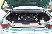 Picture of 1992 Mercury Sable 4 Dr LS Sedan, interior, gallery_worthy
