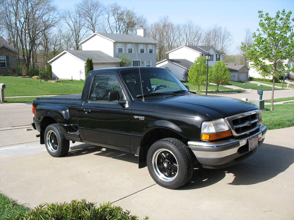 1998 Ford Ranger Pictures Cargurus