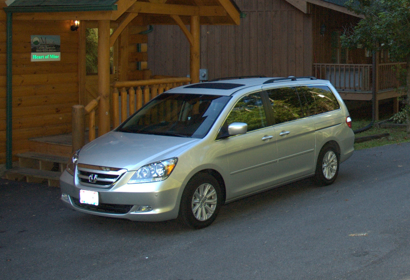 2005 honda odyssey overview cargurus. Black Bedroom Furniture Sets. Home Design Ideas
