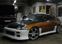 Picture of 1990 Honda Civic CRX CRX Si, exterior, gallery_worthy
