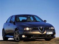 2006 Alfa Romeo 156 Overview