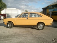 1977 Morris Marina Overview