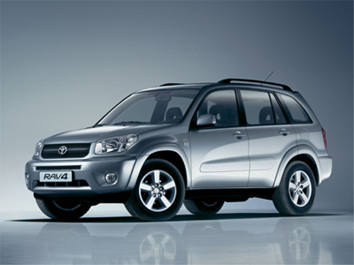 2005 Toyota RAV4 Base 4WD picture