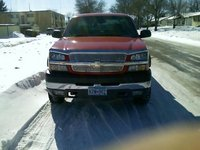 Picture of 2003 Chevrolet Silverado 2500HD 2 Dr LS 4WD Standard Cab LB HD, exterior, gallery_worthy