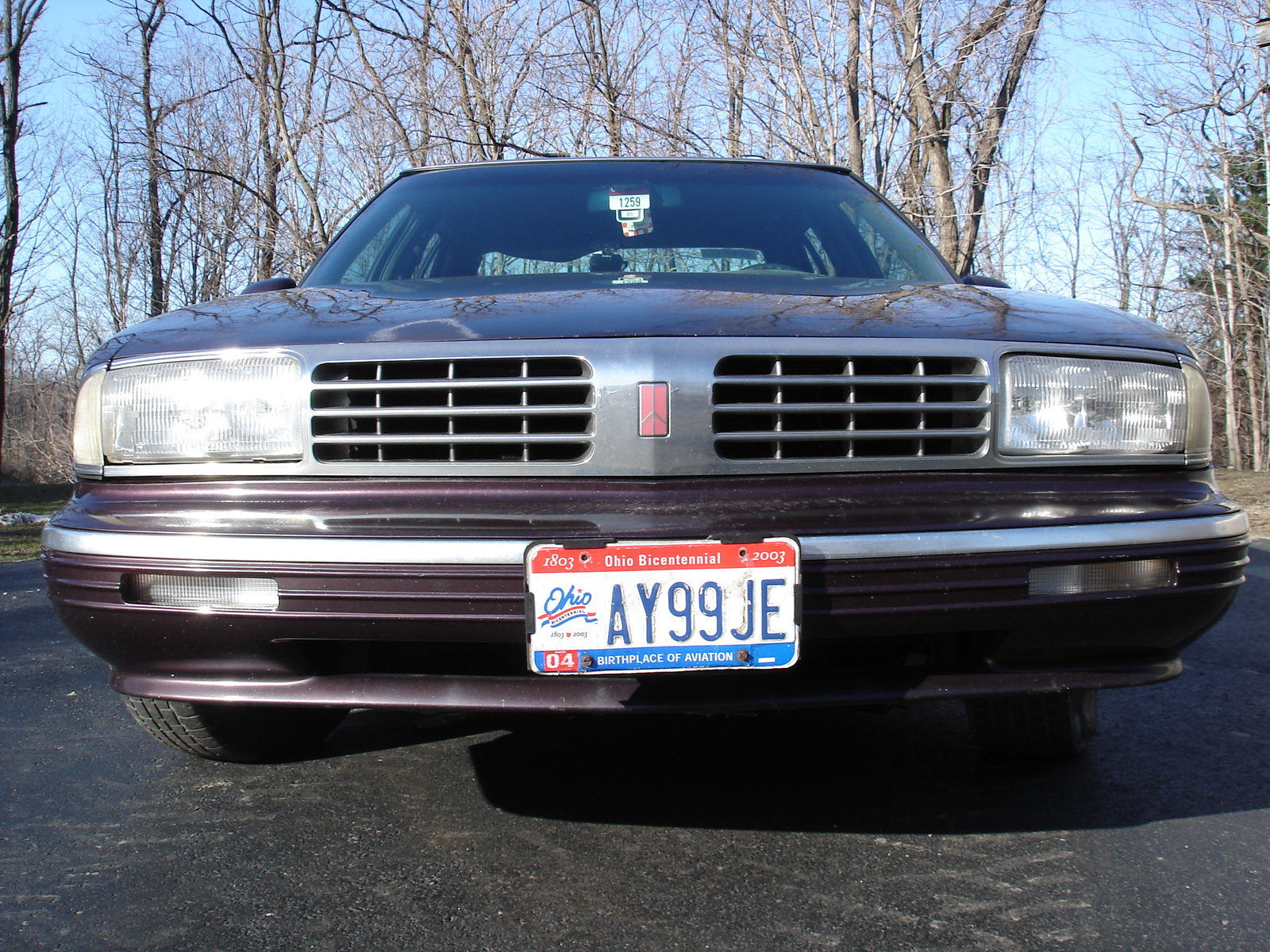 1995 oldsmobile ninety eight exterior pictures cargurus. Black Bedroom Furniture Sets. Home Design Ideas