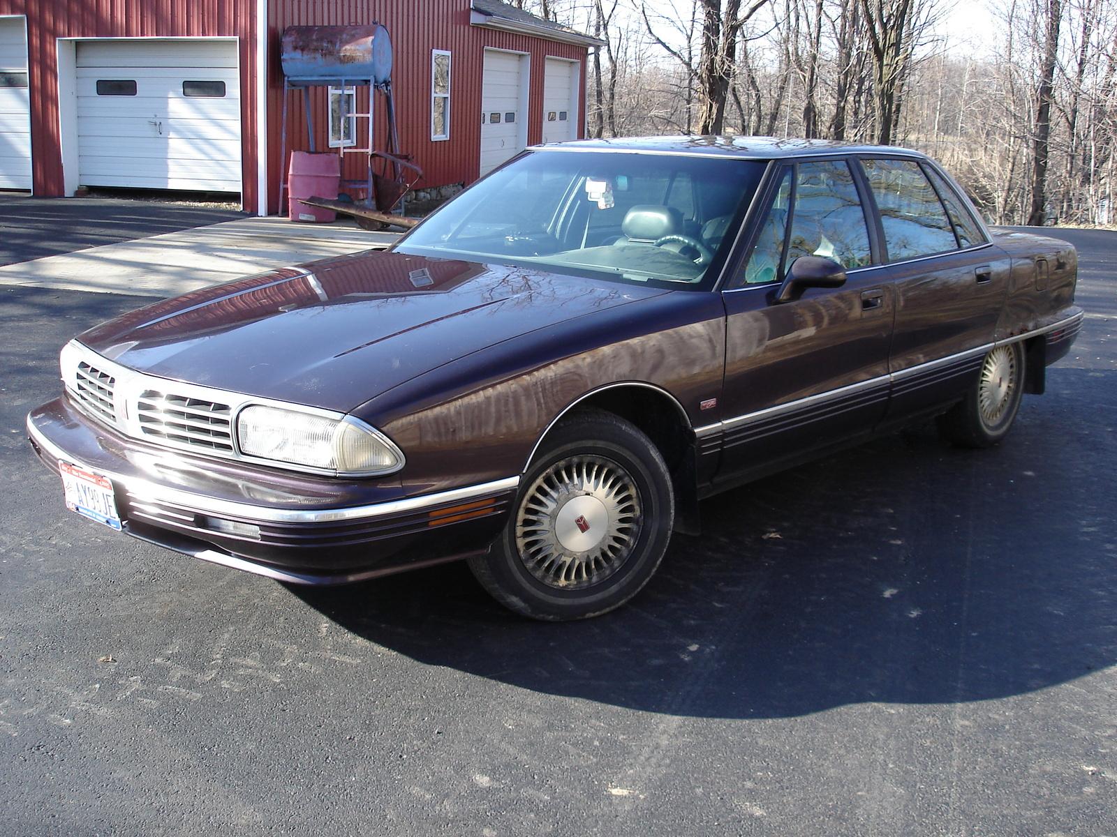 1994 oldsmobile regency elite