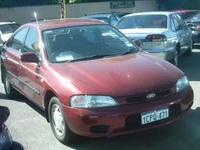 1995 Ford Laser Overview