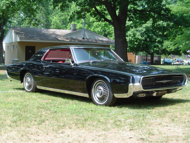 1967 Ford Thunderbird Overview Cargurus
