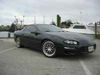 Picture of 2000 Chevrolet Camaro, exterior